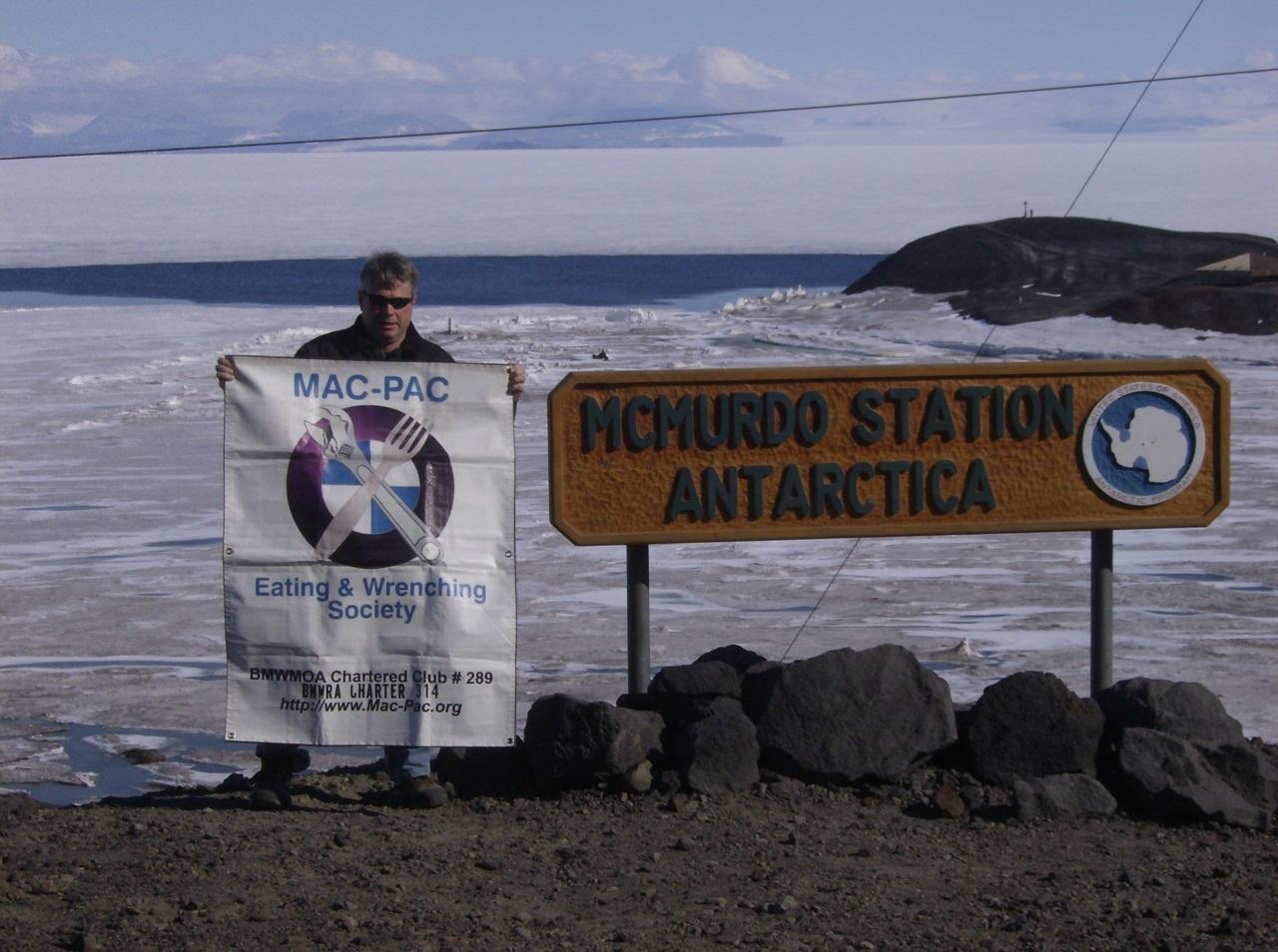 Antarctica - McMurdo Station