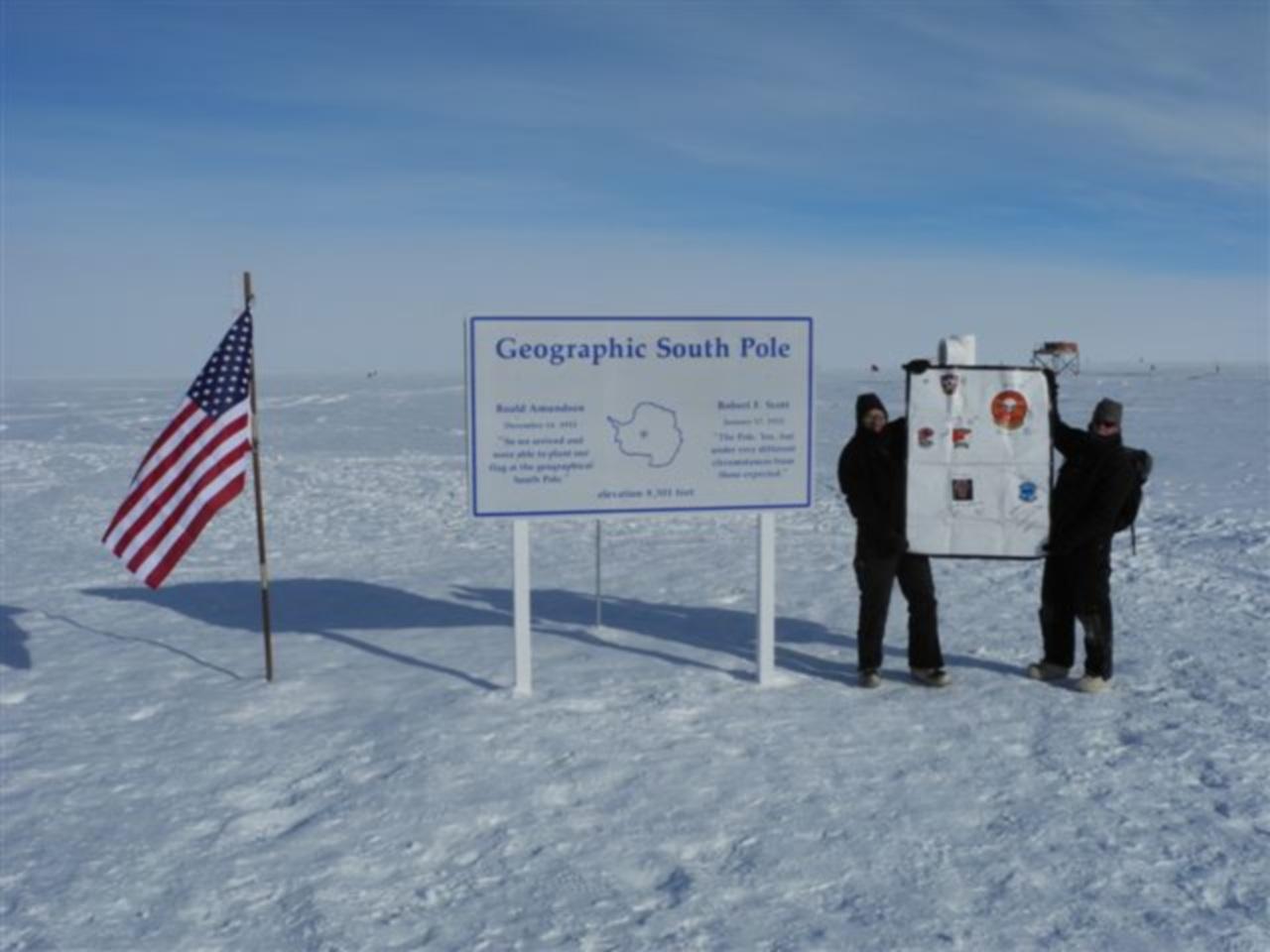 Antarctica - South Pole 002